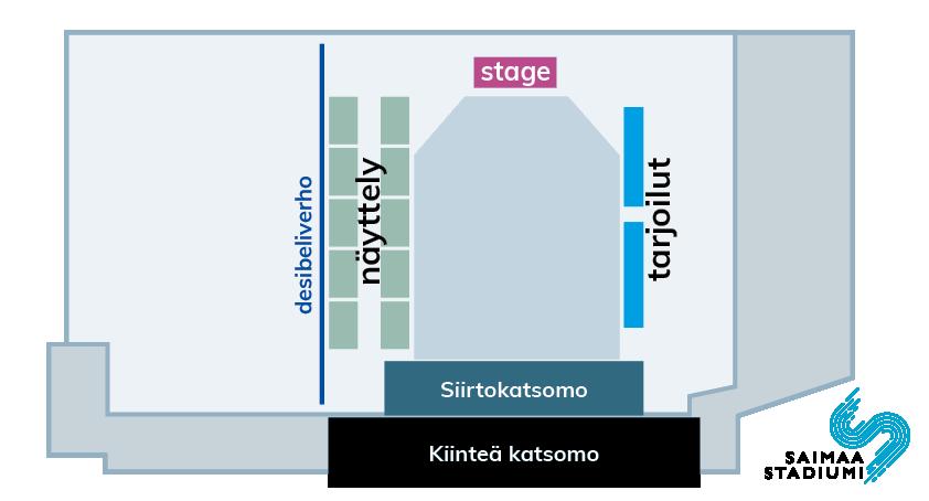 Tapahtuman järjestäjille - Saimaa Stadiumi 997b349ce3